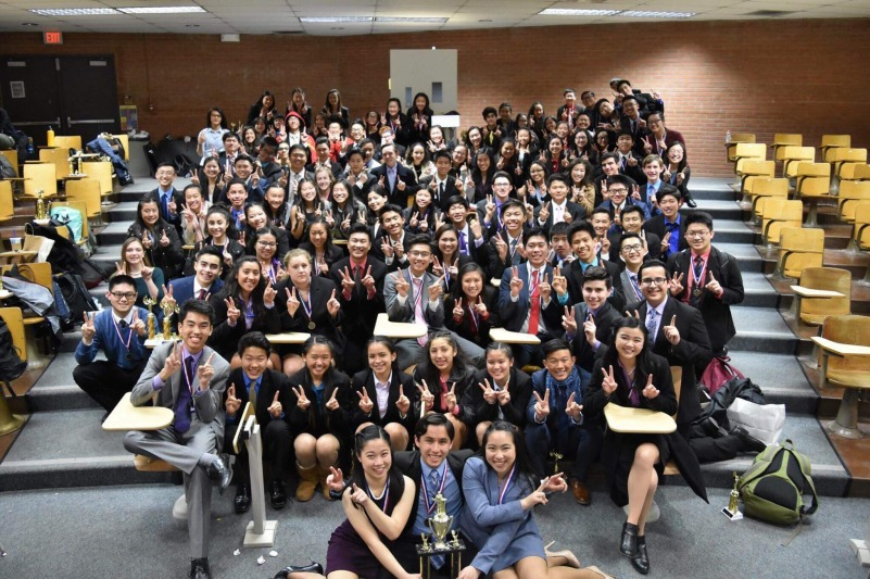 img 1519 Gabrielino Screamin Eagles win their 21st consecutive Southern California Debate League championship