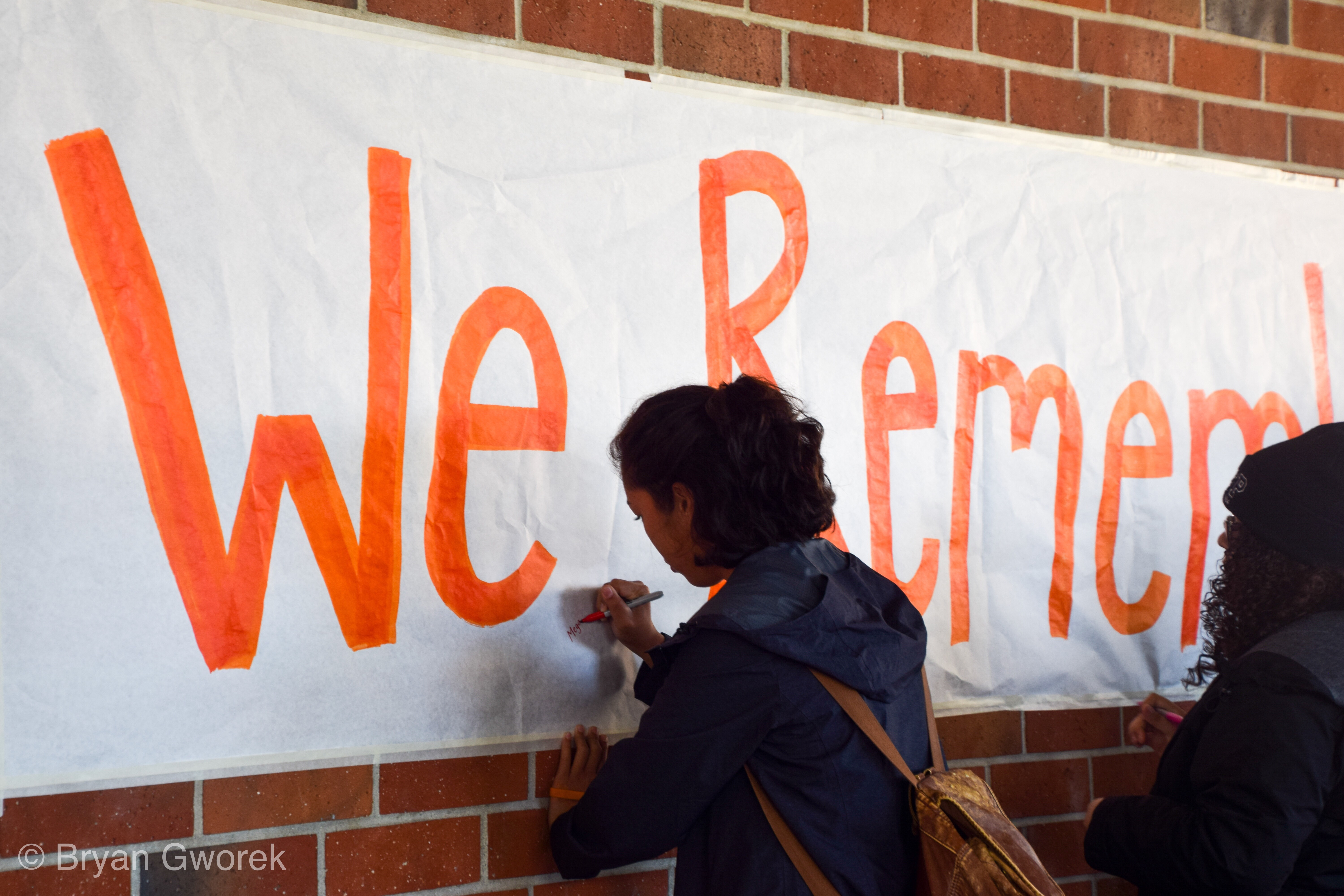 img 9186 Students of John W. North High School join together for #NationalWalkoutDay in support of Parkland shooting and gun violence
