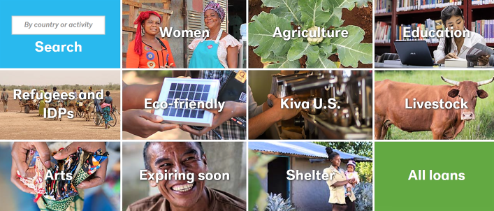 kiva22 Five reasons for supporting Kiva online charity