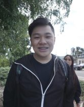 """""""I find it very interesting that everybody in the community is down to work together and come together as a family like how Fountain Valley is,"""" said senior Steven Le."""