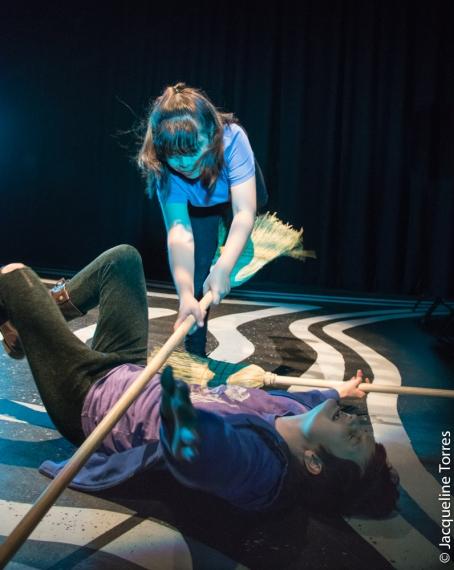 web jacquelinetorres actingscenes feb222018 49 CSArts Integrated Arts Showcase demonstrates the spirit of the arts