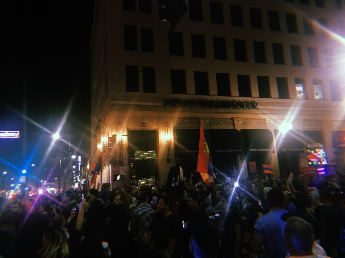 2018 04 23 115253 974 Victory and March for Justice — a week for Armenians around the world