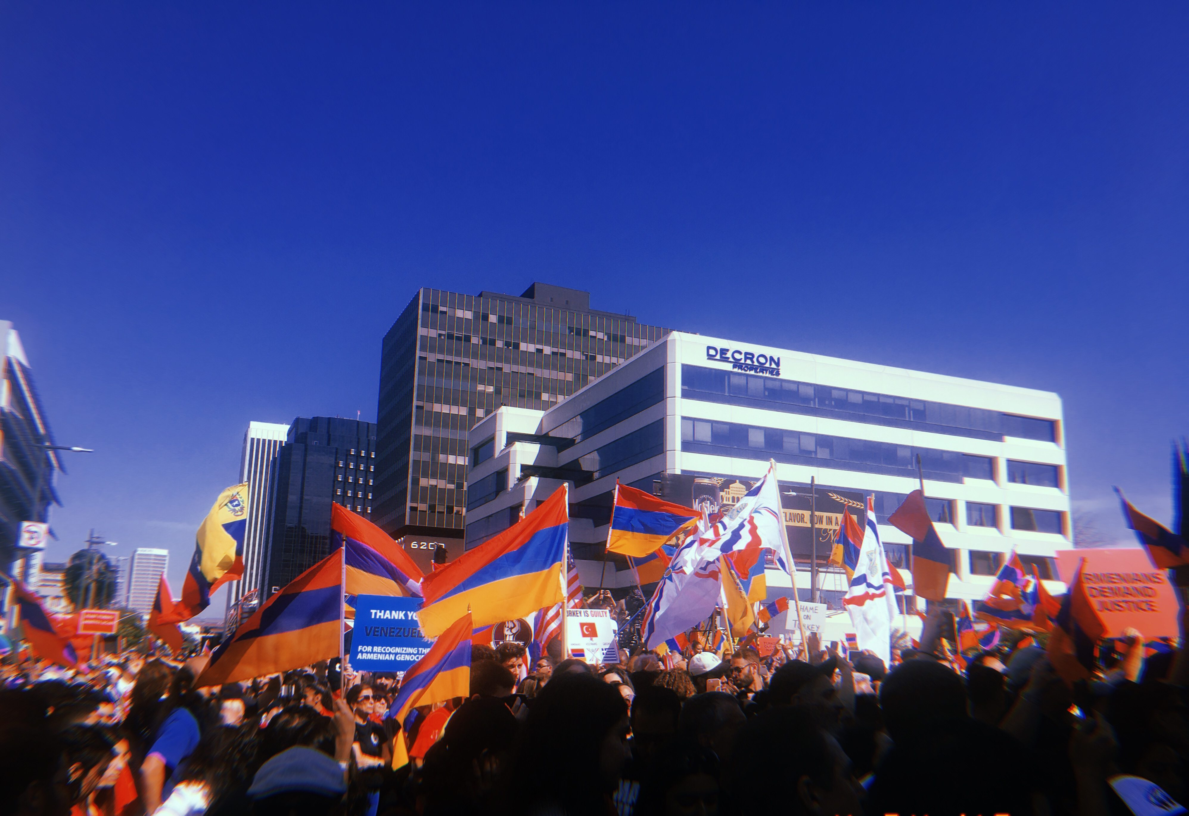 Victory and March for Justice — a week for Armenians around