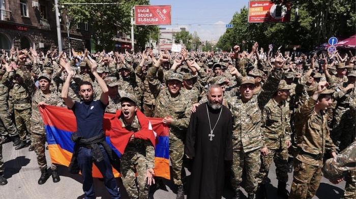 armenia protest Victory and March for Justice — a week for Armenians around the world