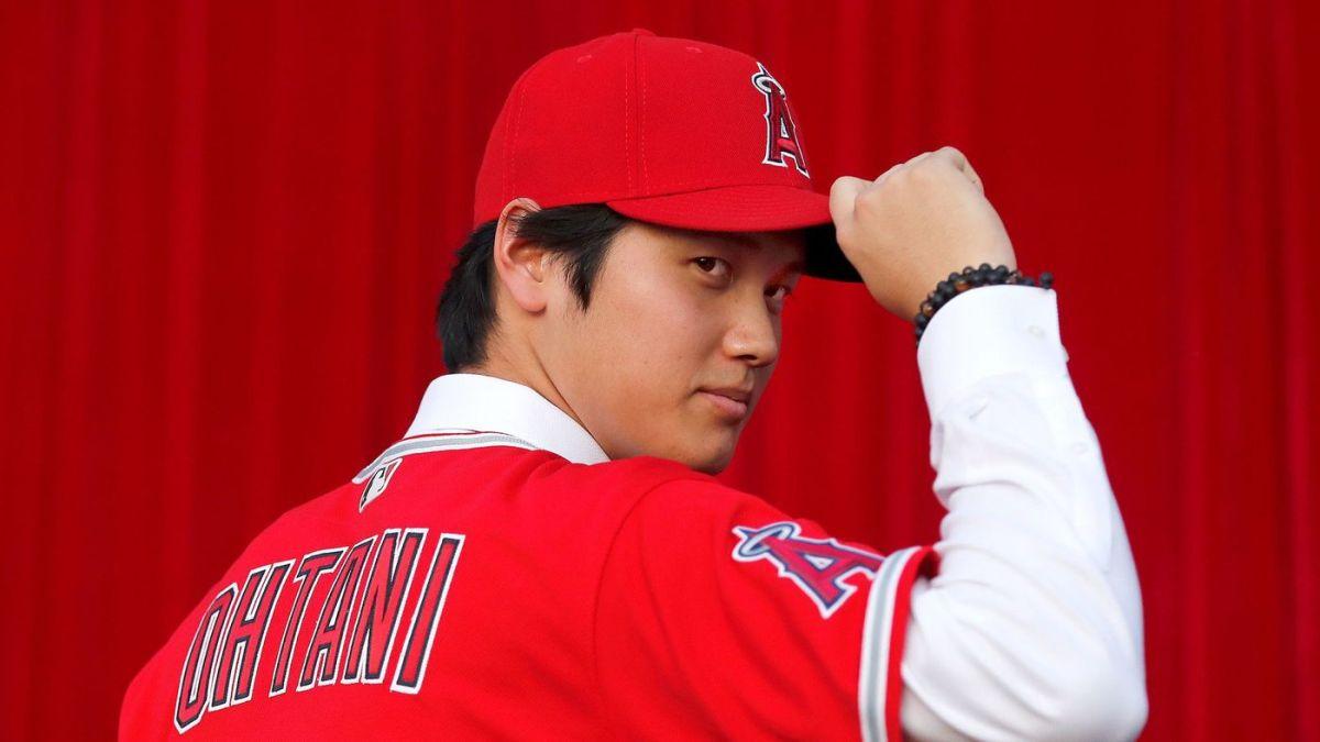 ohtani LA Angels New Superstar