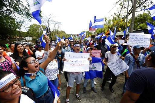 0001 Libre Nicaragua: Mike Pence, Witchcraft and #SOSNicaragua
