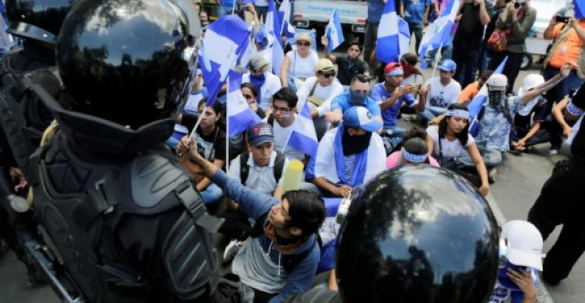 001 Libre Nicaragua: Mike Pence, Witchcraft and #SOSNicaragua