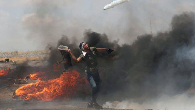 101586641 mediaitem101586640 1 The bloodbath on Israels Gaza border is fueled by Hamas