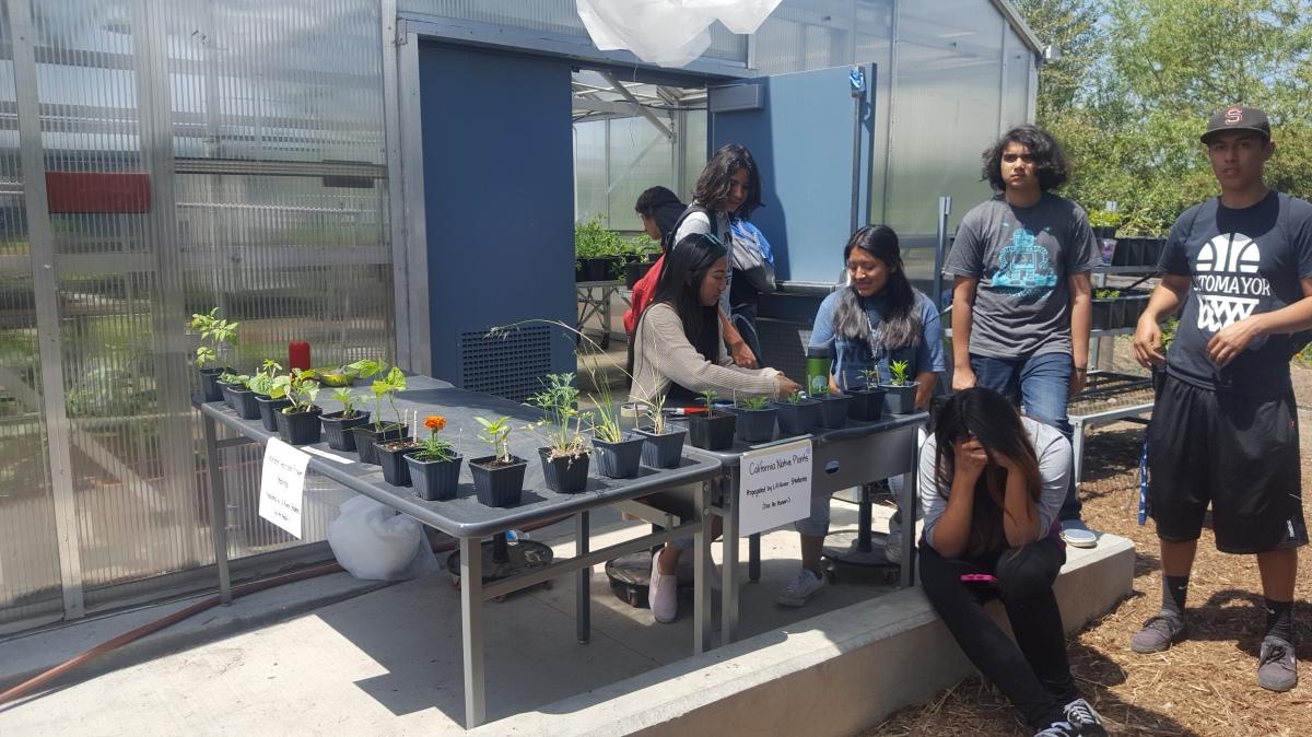 20180428 120247 Environmental Summit comes to LA River School