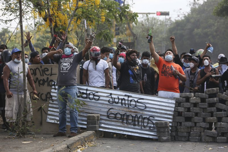 brick Libre Nicaragua: Mike Pence, Witchcraft and #SOSNicaragua