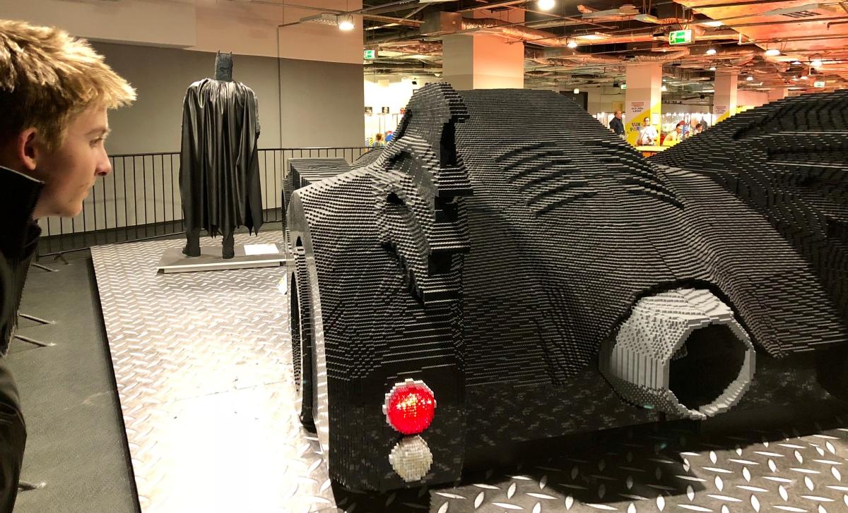 img 0323 2 Photos: Big Legos for big 'kids'