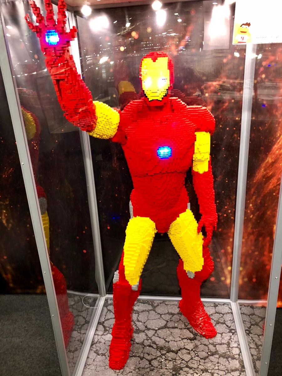 img 0333 Photo Story: Big Legos for big 'kids'