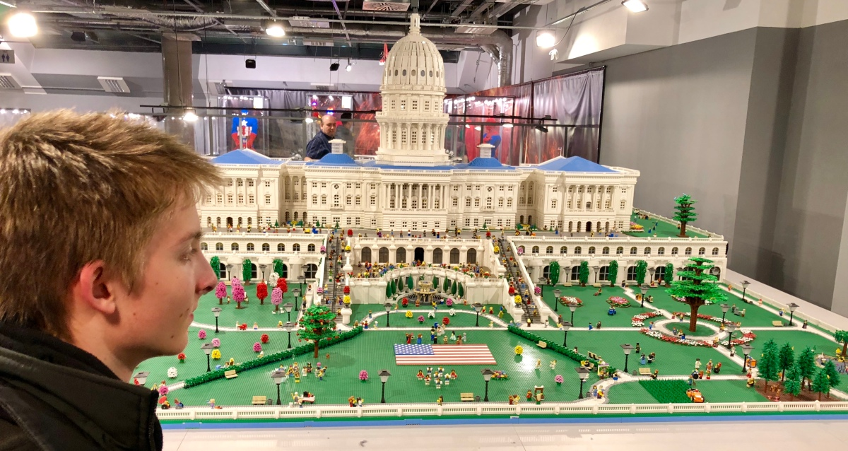 img 0350 2 Photos: Big Legos for big 'kids'