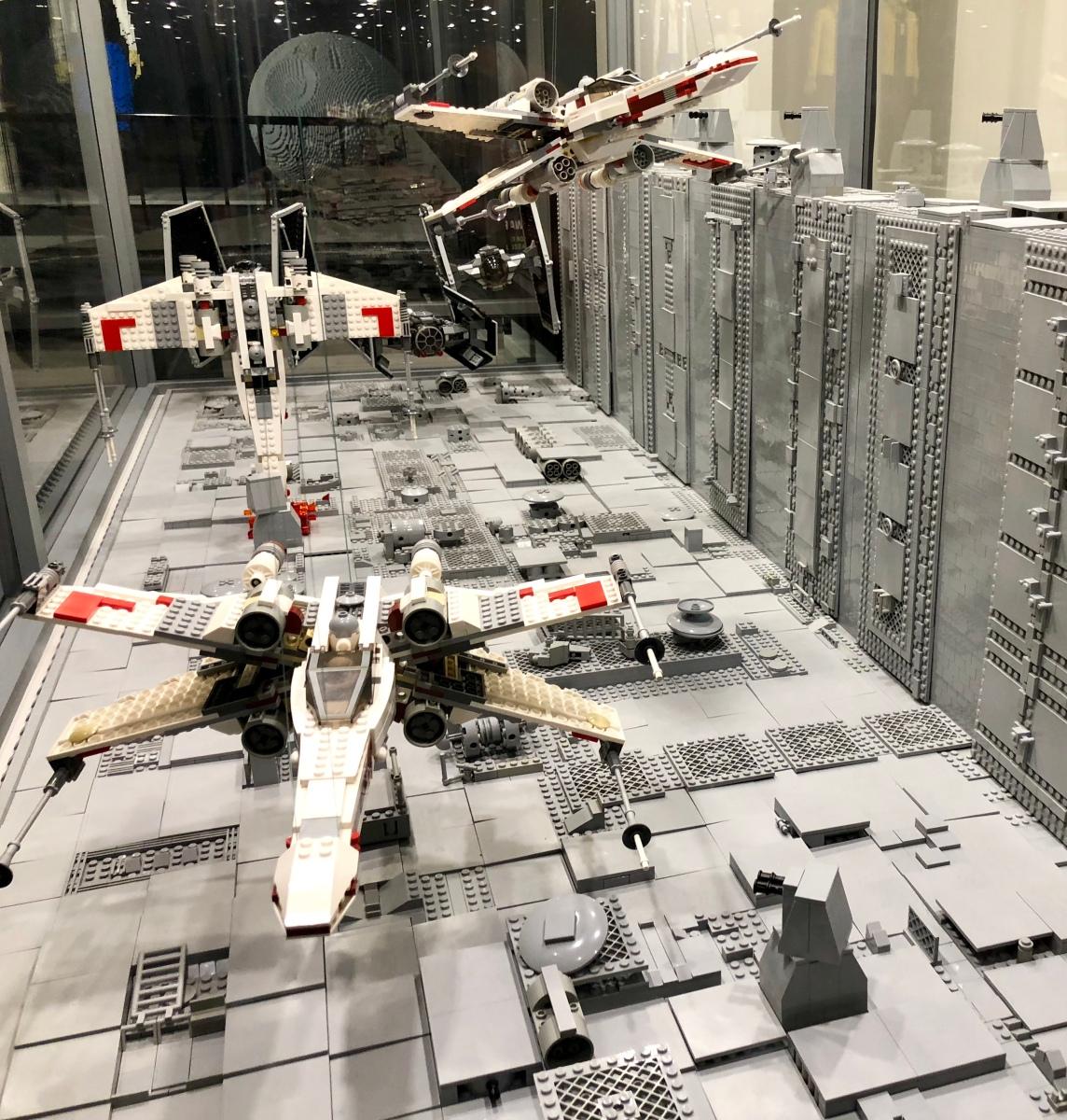 img 0358 Photos: Big Legos for big 'kids'