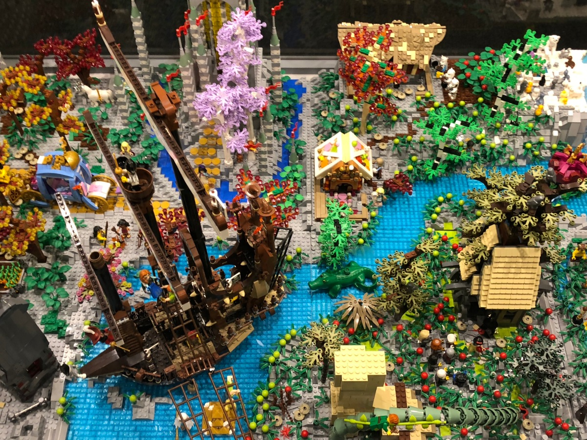 img 0387 Photo Story: Big Legos for big 'kids'
