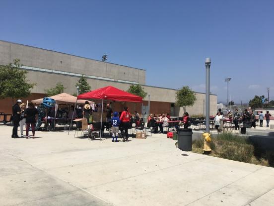 img 8693 LA River High School hosts its Environmental Summit