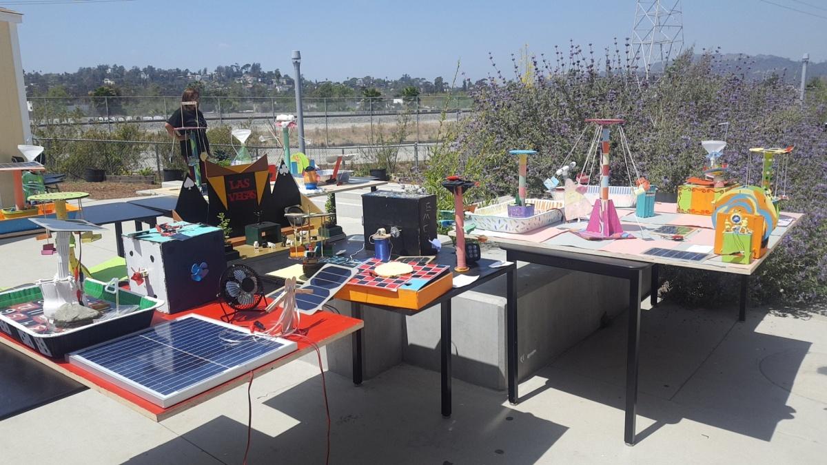 snapchat 1143211325 Environmental Summit comes to LA River School