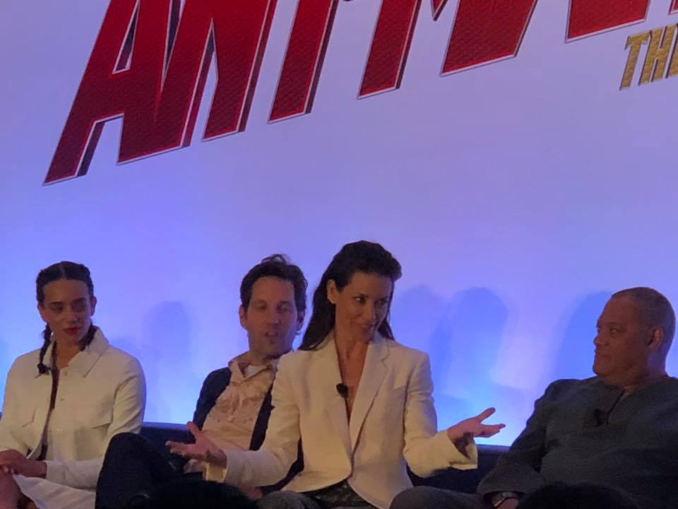 34984962 1723653977718655 3923203340699172864 n Five Times Evangeline Lilly Slayed at the Ant Man And the Wasp Press Conference