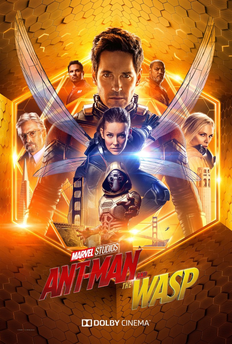 ant man andthe wasp dolby poster 1528754054559 Five Times Evangeline Lilly Slayed at the Ant Man And the Wasp Press Conference