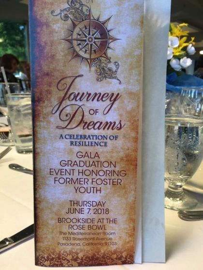 Celebrating former foster youth with Journey House