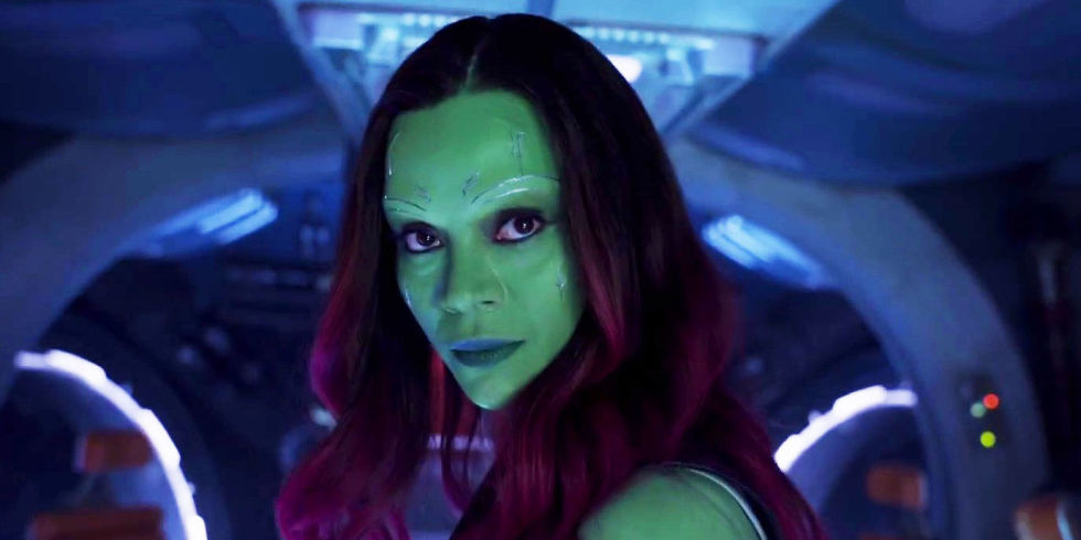 landscape 1476894614 guardians of the galaxy 2 gamora Avengers: Infinity War is fun, silly and incredibly dark