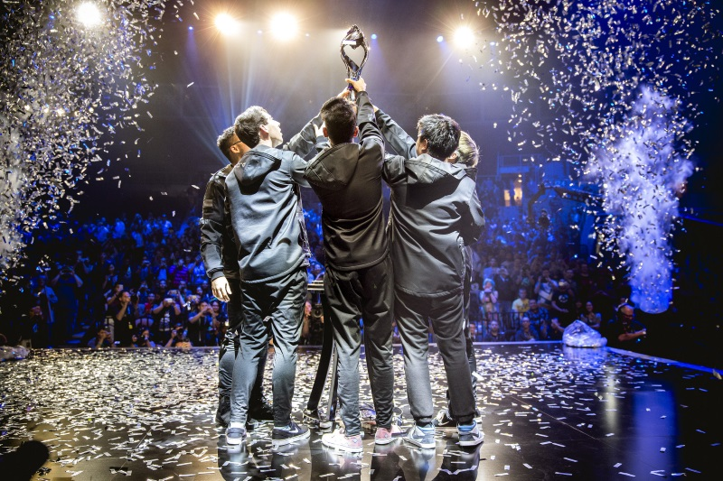 clg win spring split 2016 The Rise of eSports