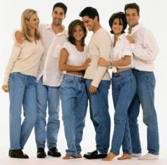 friends1 The 90s are making a comeback