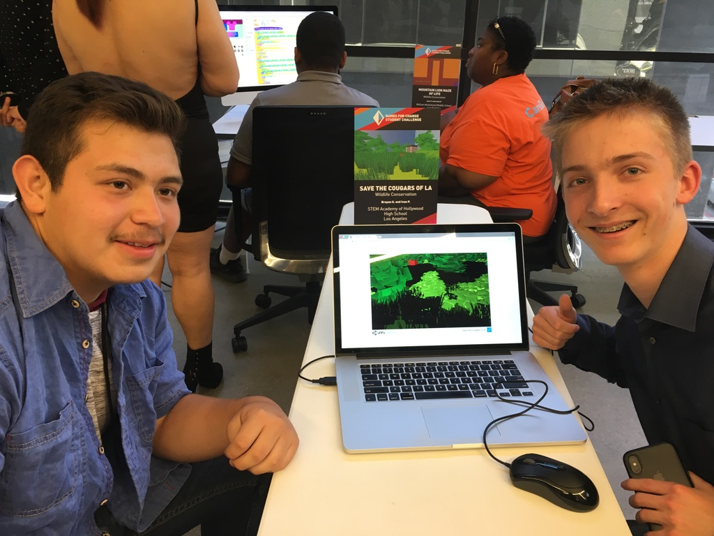 unadjustednonraw thumb 68 Games For Change at the LA Student Challenge