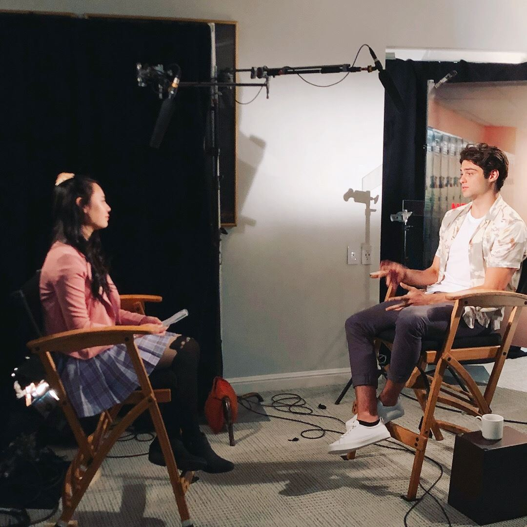 38120023 1776200849130634 6460341149235150848 o Video: To All The Boys Ive Loved Before cast talks romance, relationships and representation