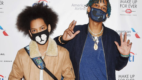 ayo and teo grammys after party 2017 billboard 1548 Ayo & Teo and their journey: Music, fashion and XXXTentacions death