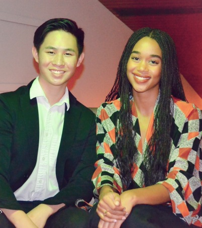 img 1998 Laura Harrier and Topher Grace from BlacKkKlansman share their experience on this groundbreaking film
