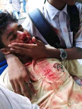 #WeWantJustice: Bangladeshi students protest for road safety amidst violence