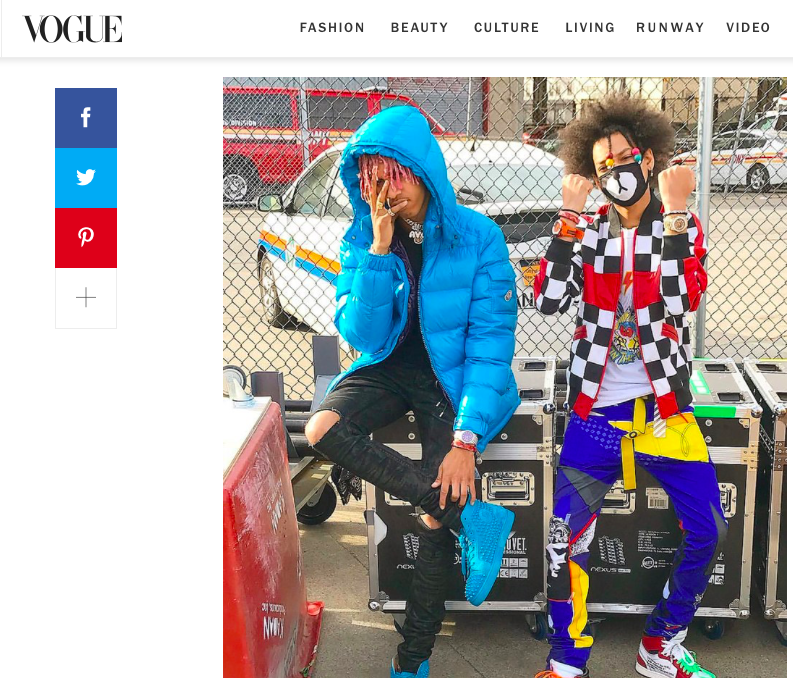 screen shot 2018 08 12 at 12 29 16 am Ayo & Teo and their journey: Music, fashion and XXXTentacions death