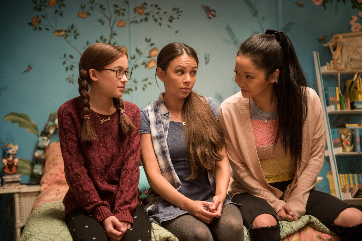 tatb coveysisters condor parrish cathcart 002 Review: To All The Boys Ive Loved Before helps Hollywood battle Asian American invisibility
