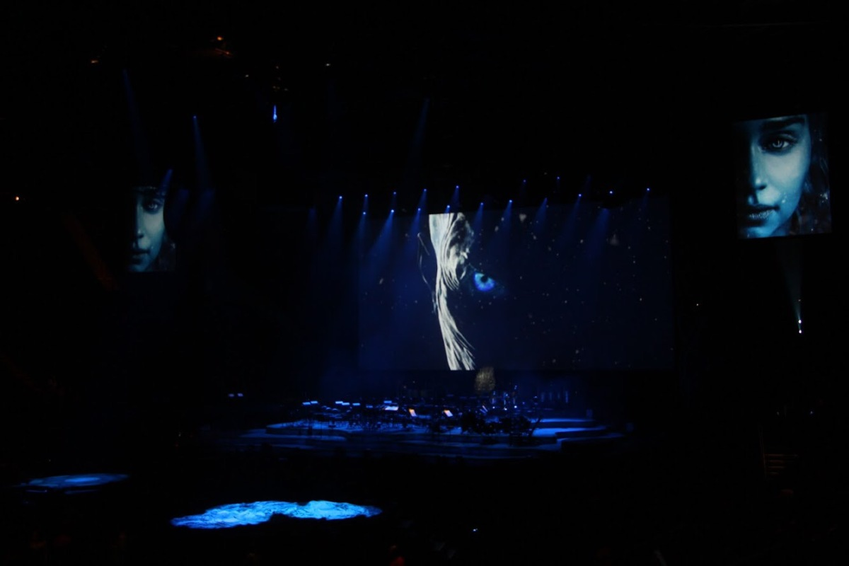 img 1249 Concert Review: The 'Game of Thrones Live Concert Experience' returns to California
