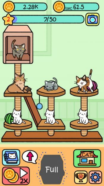 Cat Condo is a waste of time if played incessantly
