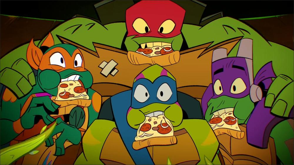 Rise of the Teenage Mutant Ninja Turtles: A fiercely original take on the iconic turtles