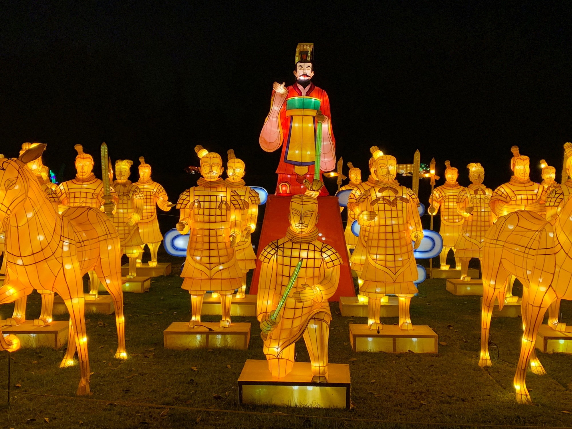 img 1784 Moonlight Forest: A Magical Lantern Art Festival launches at the LA Arboretum