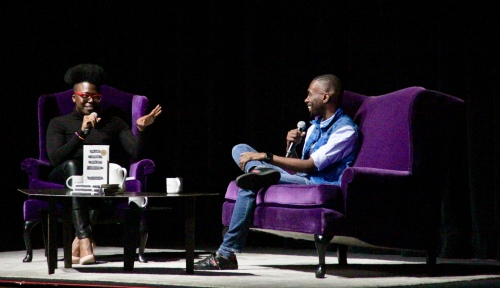 img 5745 DeRay Mckesson discusses activism, optimism and his new book at L.A. Times Ideas Exchange