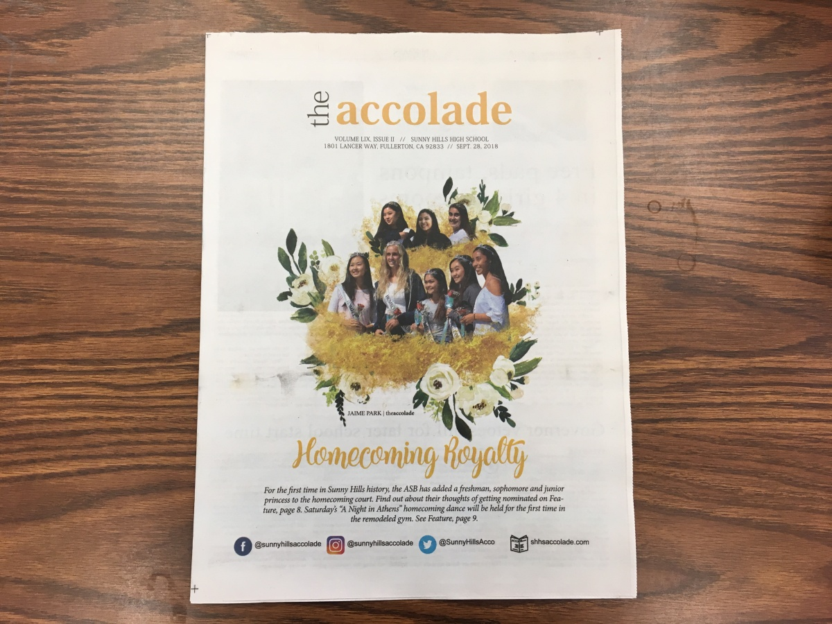 img 7593 New perspectives from Sunny Hills High Schools newspaper The Accolade