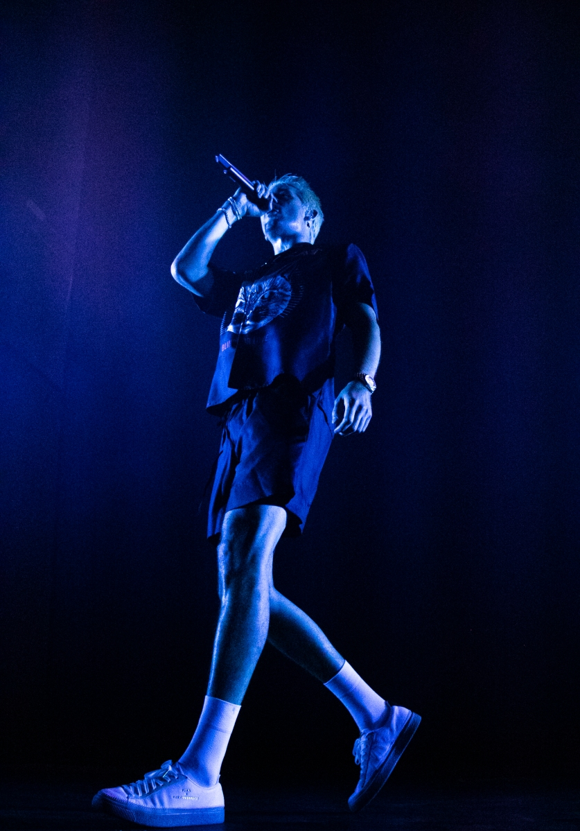 stph9885 Concert Review: Rapper G Eazy brings Bay Area vibes to the O.C. on the Endless Summer Tour
