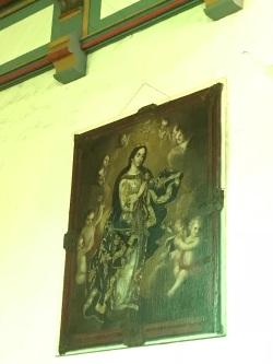 our lady of sorrow at san gabriel mission Visiting San Gabriel Mission