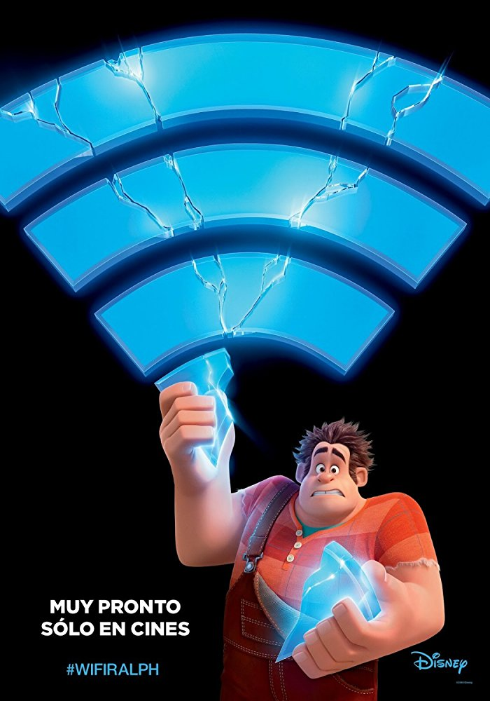 ralphbreak Ralph Breaks the Internet soon to break the internet