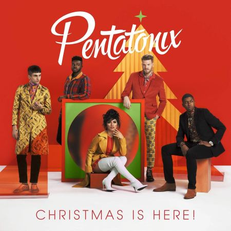 71UPMG0OzKL. SL1500  Review: Christmas comes early with Pentatonix