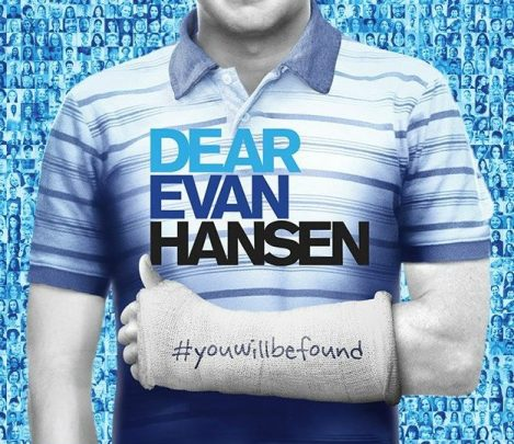 Image result for dear evan hansen mental health
