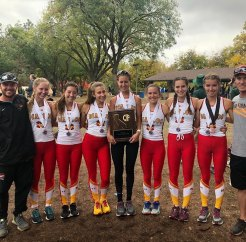 img 46921 The 2018 season went down in the record books for MVHS girls cross country team