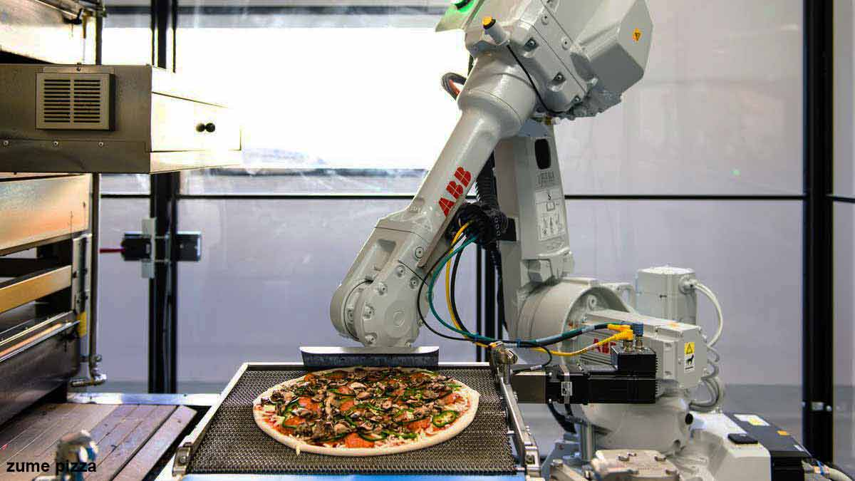 zume web Zume Pizza — Using robots to create the freshest food and better jobs
