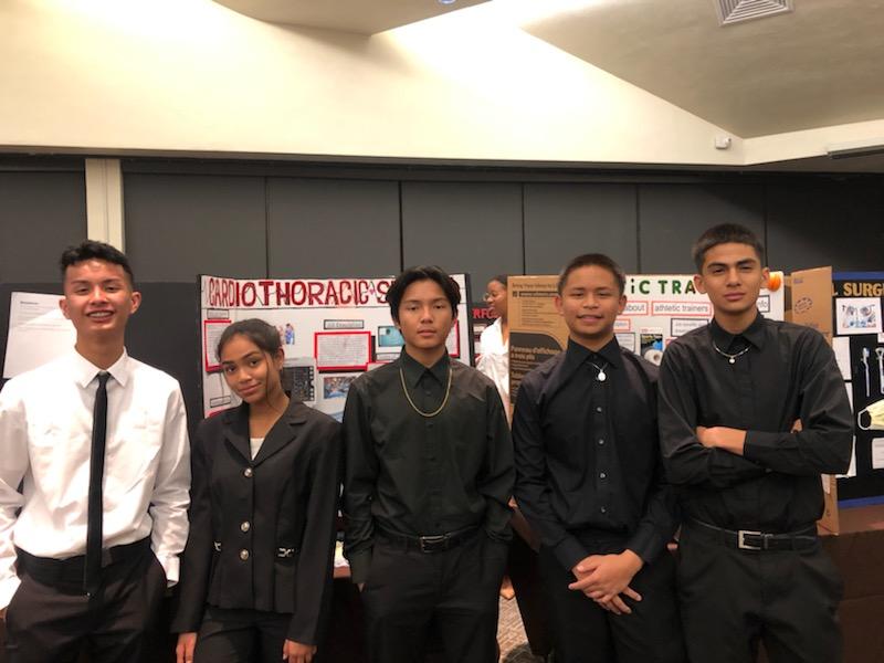 img 7730 Carson High School celebrates innovation at Health Expo