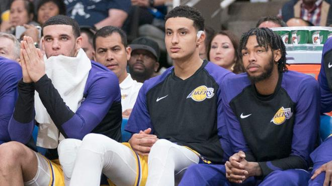 lonzo kuzma ingram Can LeBron James lead another team to a championship?