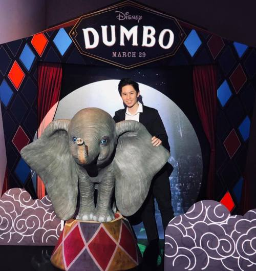53145763 2124687241106738 8780612564208844800 n Bringing the 1941 classic Dumbo to life